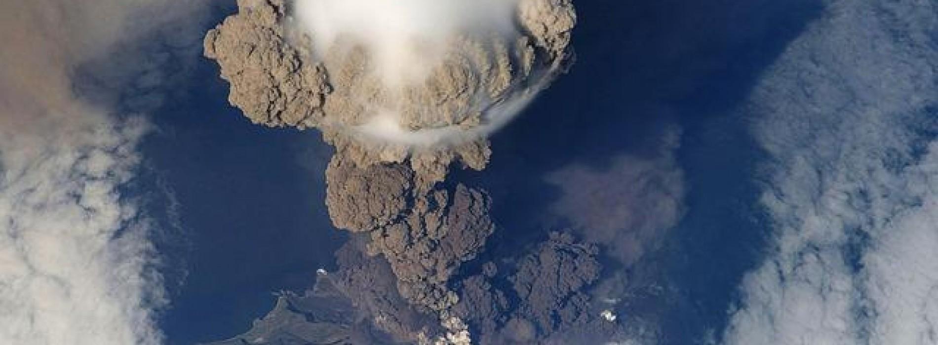 Ireland Always Freezes After Volcanic Eruptions