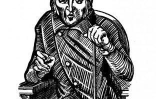 theophilus moore portrait