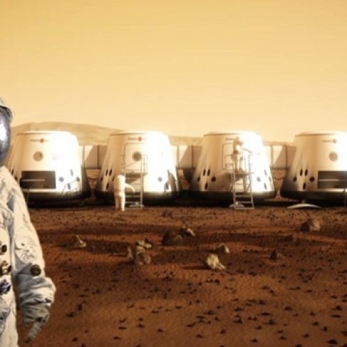 Extra-Terrestrial Farmers – Yes Humans are Going to Farm Mars