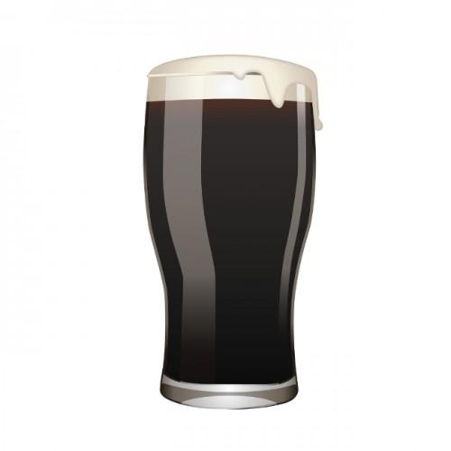 Rise the Stoutmoji – A Dark Beer Emoji