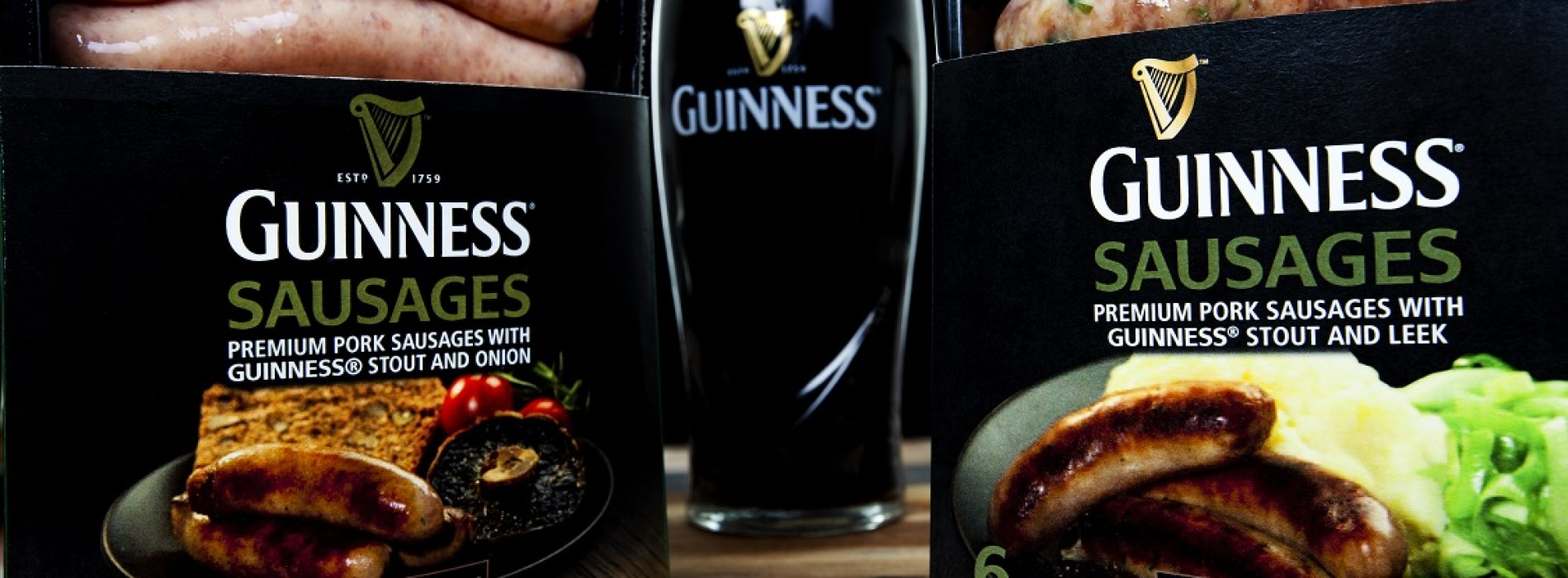 Move Over Black Pudding, There's a New Irish Sausage in Town
