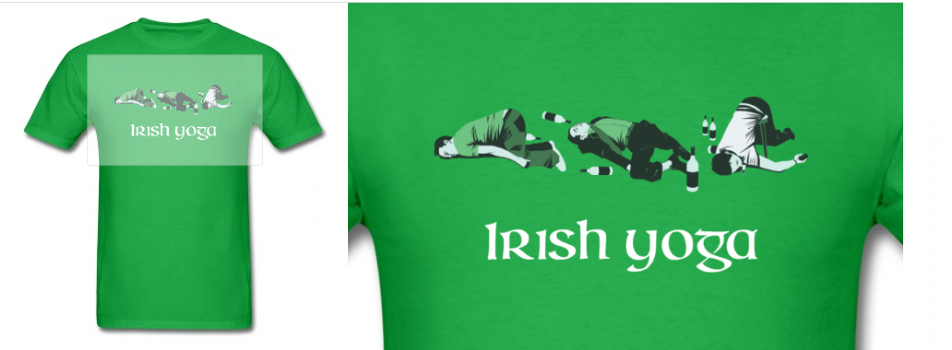 Enough With the Demeaning Drunk Irish Themes says NY Designer