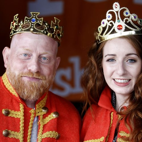 Irish Redhead Festival Will Not Go Ahead This Year Due to a Lack of Sponsor