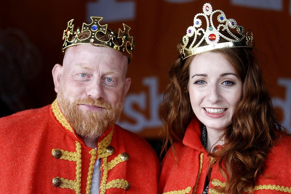 Irish Redhead Convention 2016