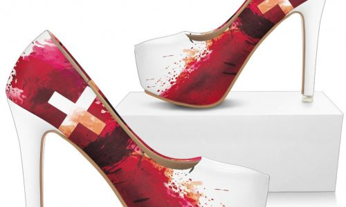 Announcing: The World's First Christian Shoe Brand