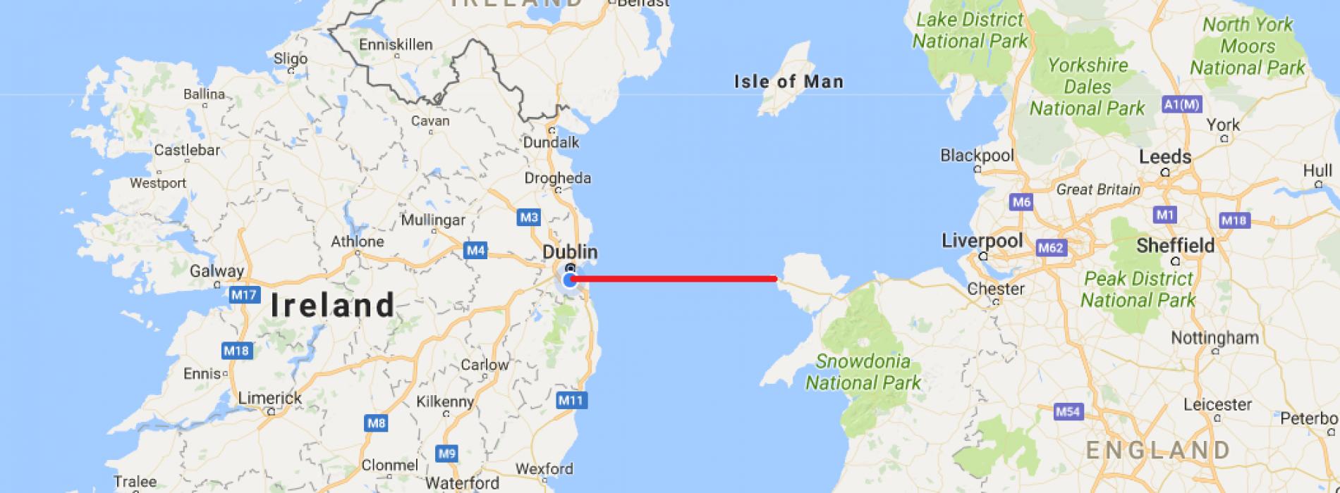 The Ireland to Britain Bridge – Coming Soon