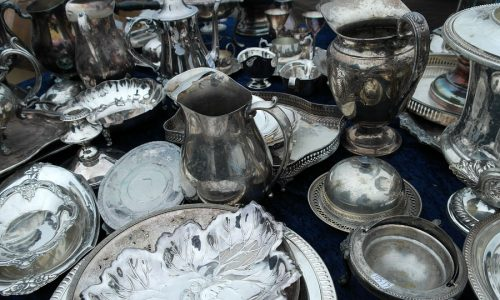 Antique Irish Silver Selling Around the World
