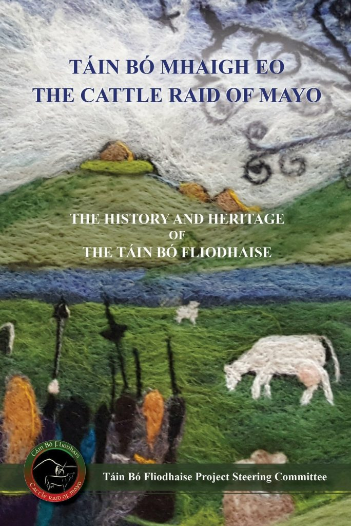 Cover of Cattle Raid of Mayo book