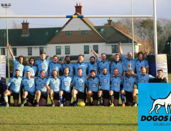 Dublin Dogos Are A Rugby Team With A Difference