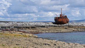 plassey shipwreck, Inisheer