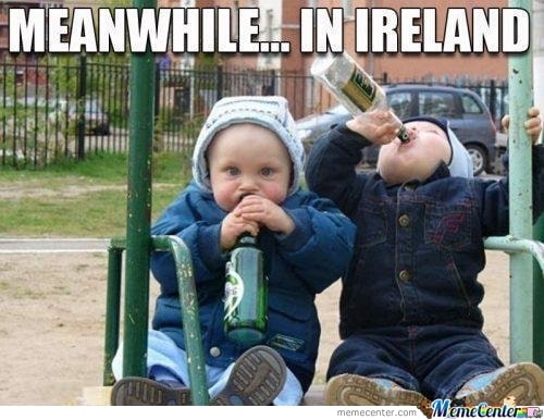 Some Irish Memes To Brighten Up Your Day