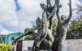 Statue of the Children of Lir