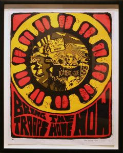 Anti-Vietnam war propaganda poster