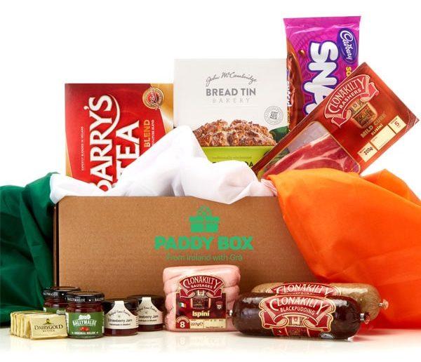 The Irish Brekkie Box