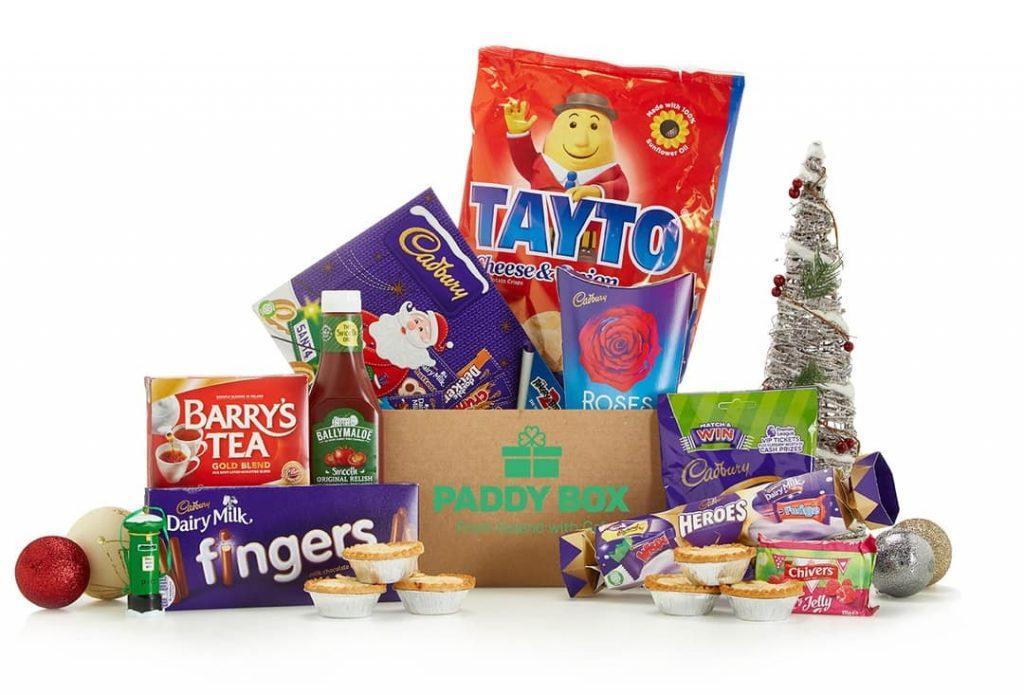 The Paddy Christmas Box