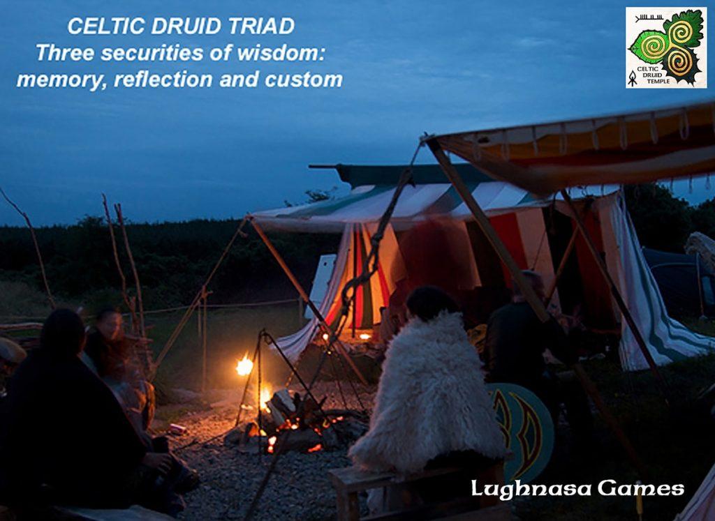 Gathering of druids