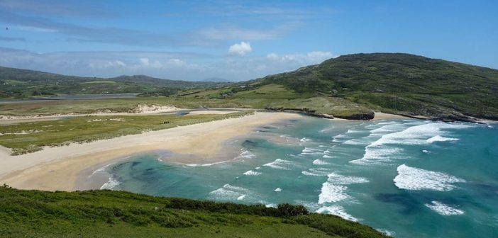 Barleycove beach is one of the best beaches in Ireland